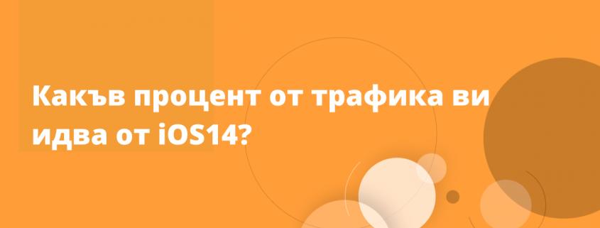 The iOS14 changes_ Какъв процент от трафика ви идва от iOS14_